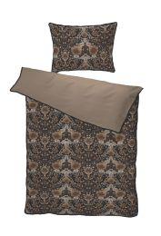 Boräs cotton ´Nova´ sengetøj 140x200 cm - Sand