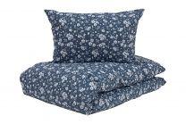 Turiform ´Akse´ sengetøj 140x200 cm - Blå