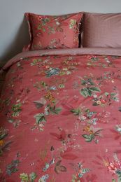 PIP Studio ´Fall in Leaf´ sengesæt 140x200 cm - Lyserød/pink
