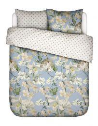 Essenza ´Rosalee´ sengetøj 200x200 cm - Ice blue/lyseblå