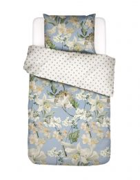 Essenza ´Rosalee´ sengetøj 140x220 cm - Ice blue/lyseblå