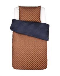 Covers & co ´Turn over´ sengesæt 140x220 cm - Hazel/Blå