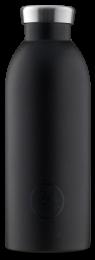 24Bottles ´Clima´ termoflaske 500 ml - Stone finish/Tuxedo black