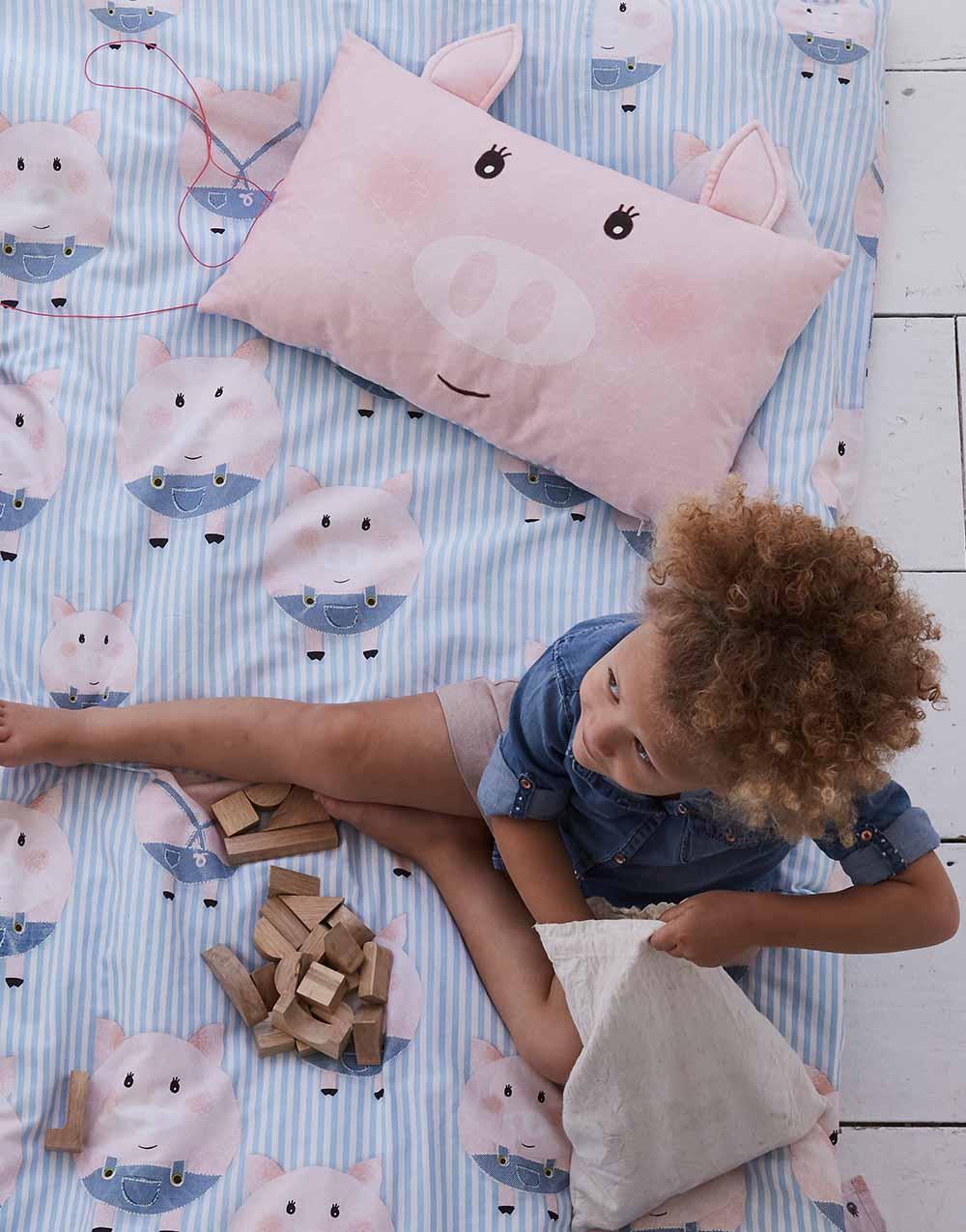 Covers & co sengetøj til junior