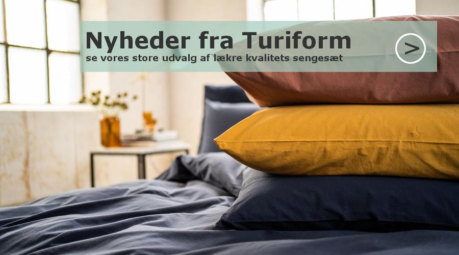 Turiform sengetøj