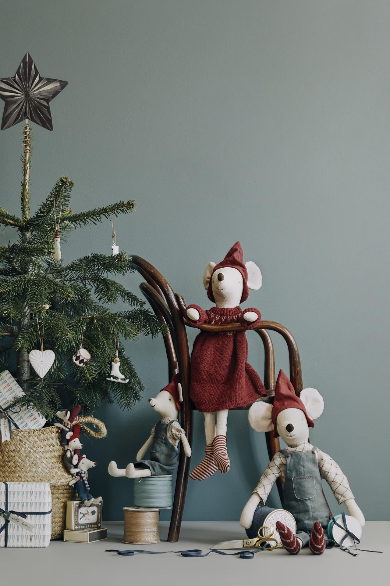 Maileg julepynt og julemus