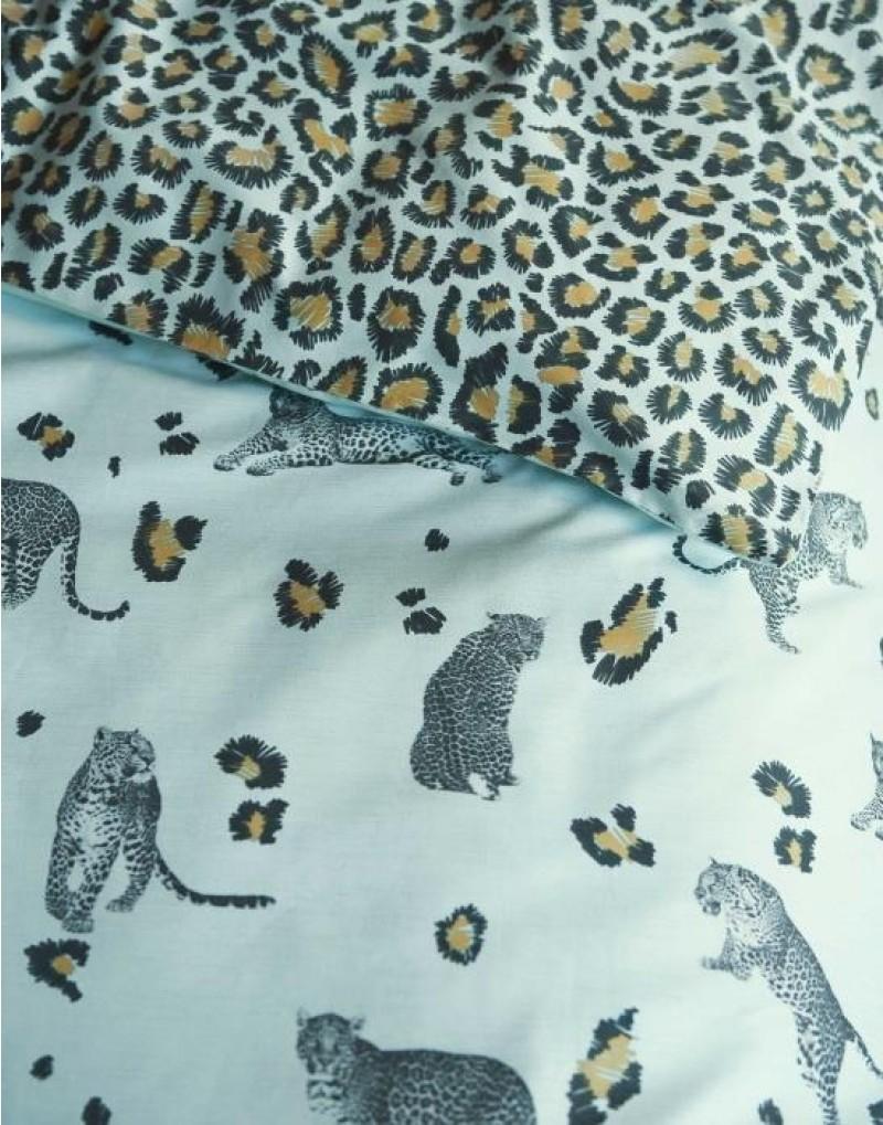 sengetøj med leoparder/roar fra Covers & co